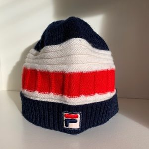 Vintage FILA hat made in Italy